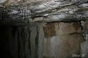 Un des souterrains gelé de la citadelle