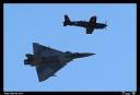 Mirage 2000-5 - Interception par l'escadron 1/2 Cigognes