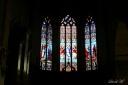 Les vitraux du chœur