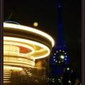 Ca tourne, au pied de la Tour Eiffel!