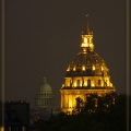 Les Invalides et le Pantheon