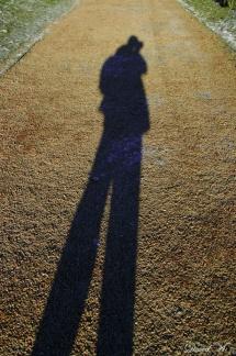 L ombre du photographe